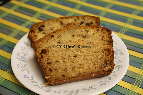 Super moist banana bread 15