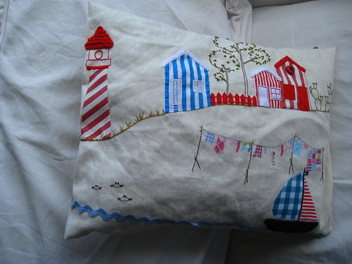 houses pillow #029