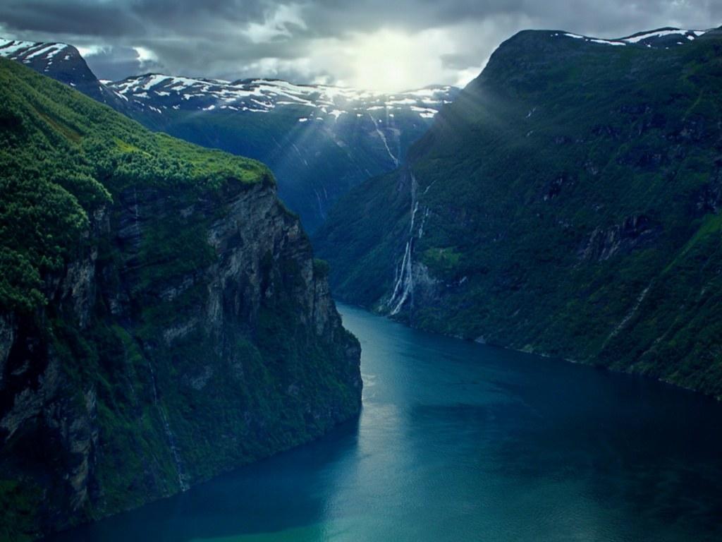 Travel: Bergen, Norway