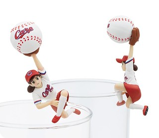 杯緣子進軍棒球界~日本職棒杯緣子登版嘍!