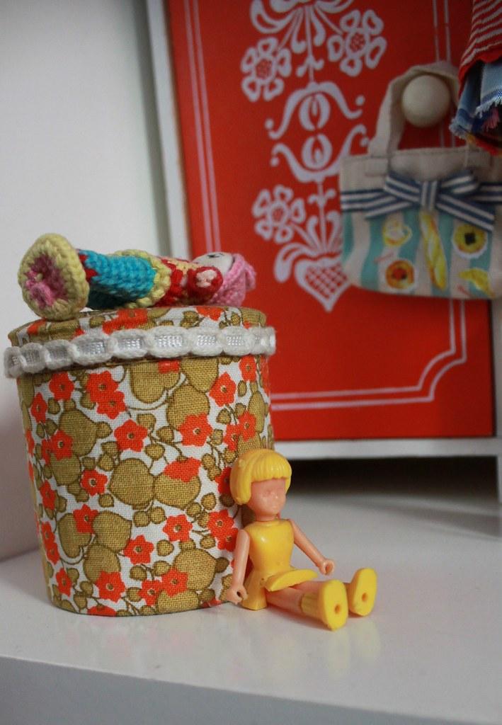 ikea lillabo dollshouse blythe. Bedroom In The IKEA Billy Blythe Shelf Ikea Lillabo Dollshouse Blythe