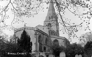 Ryhall Church