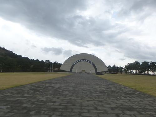 Co-Jejudo-Jeju-tour-parc de la paix (9)