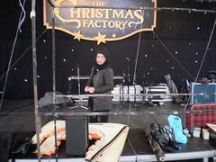 Christmas Factory - Τεχνόπολη