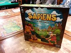 Boîte de Sapiens