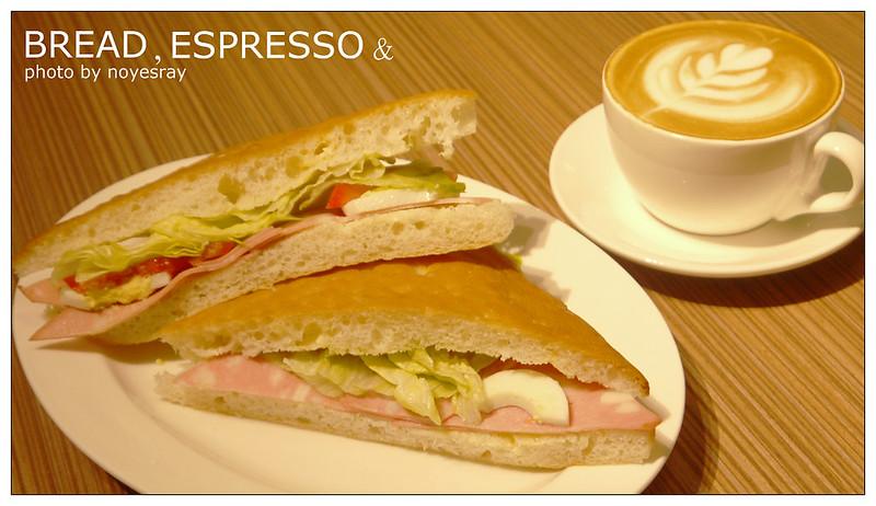 Bread, Espresso & 11