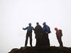 Summit of Snowdon