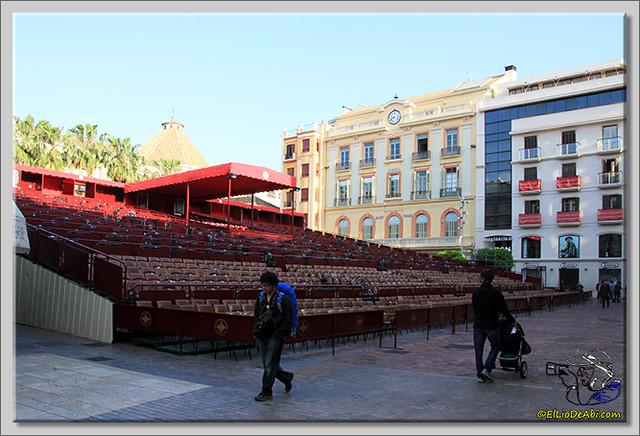 Semana Santa en Málaga. La Alameda y Calle Larios (7)