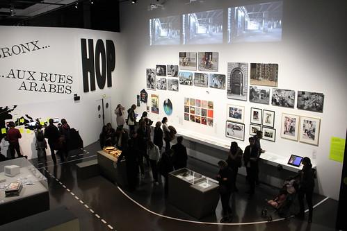 Exposition Hip Hop, du Bronx aux rues arabes (Institut du monde arabe)