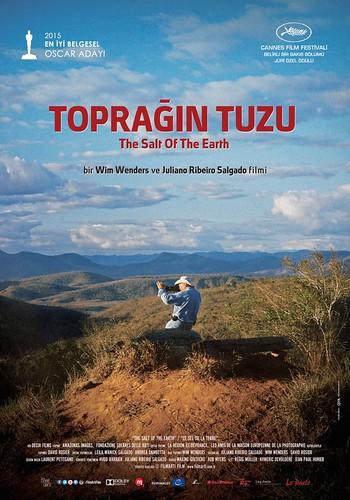 Toprağın Tuzu - Le Sel De La Terre – The Salt of the Earth (2015)
