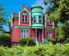 Halifax Public Gardens Cottage by kenmojr