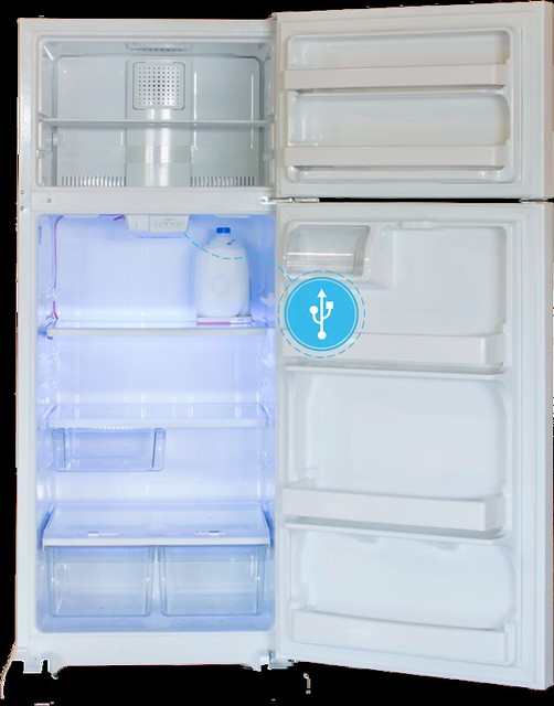 Ubuntu на холодильник