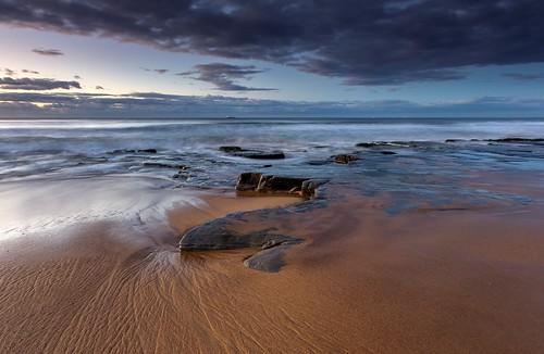 seascape sunrise australia textures