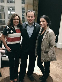 Josh Duggar With Sarah Palin 2
