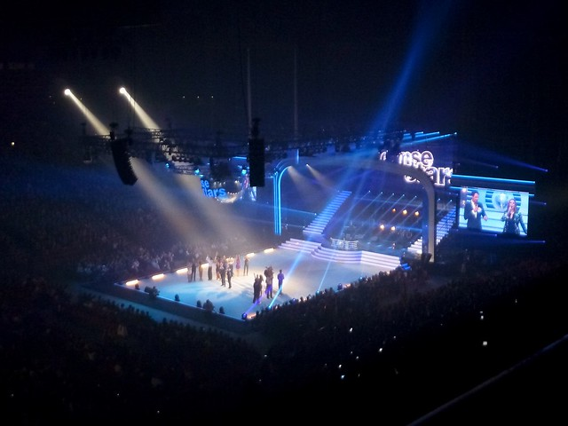 Dance with the stars - The tour - Bercy, Paris (2013)