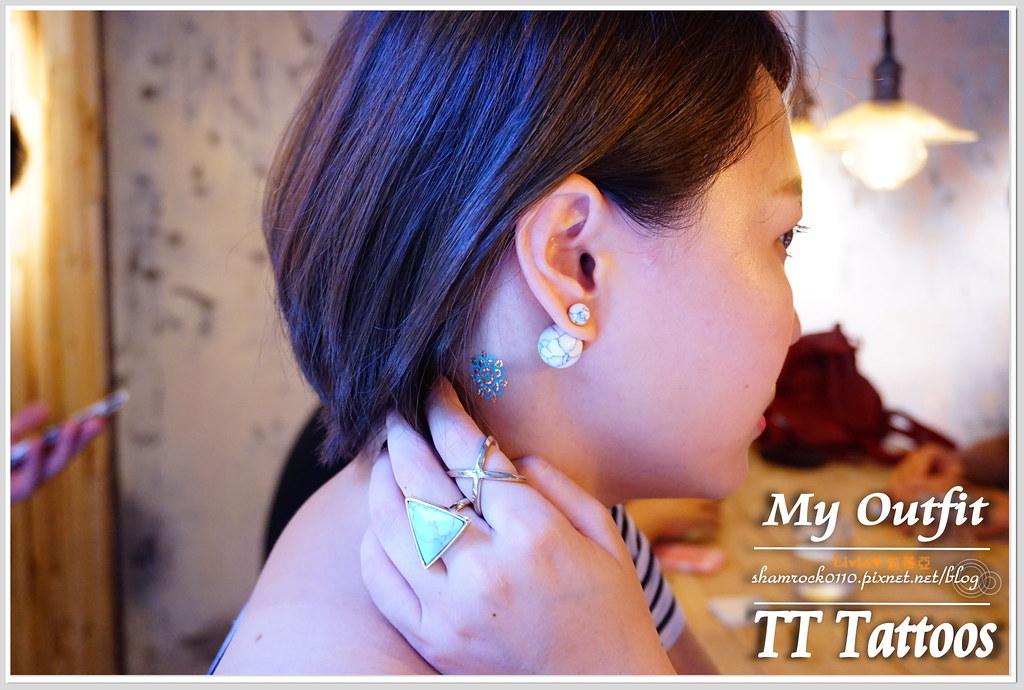 TT Tattoos金屬紋身貼 - 17