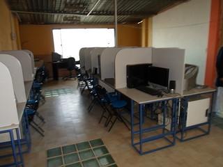 Computadores para taller jóvenes