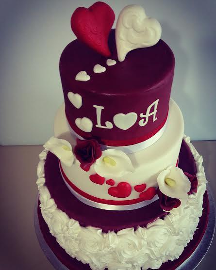 Laura's Love by Fabian Lorena Cake & Pastry Studio