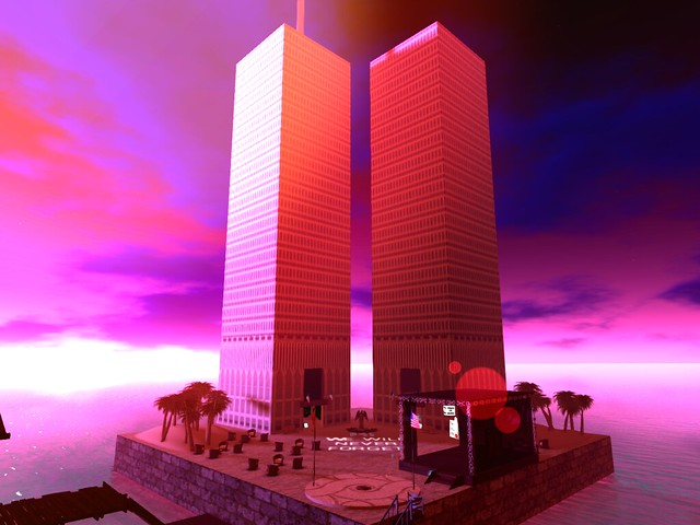 McCoy Island - Twin Towers Flared
