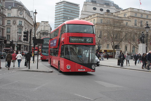 LT284 New Routemaster