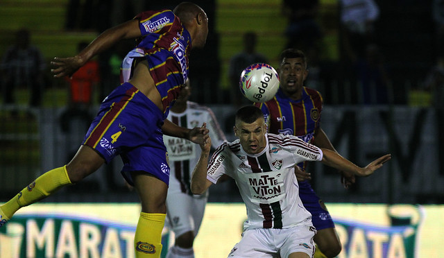 Com gol da vitória aos 44 minutos, Flu se classifica às semifinais do Estadual