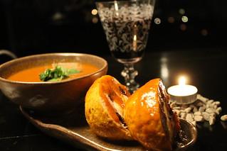 Signature Dish - Tabriz Koftey