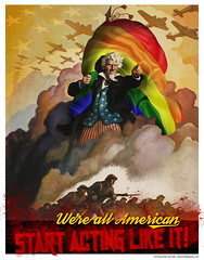 We're All American: Start Acting Like It!
