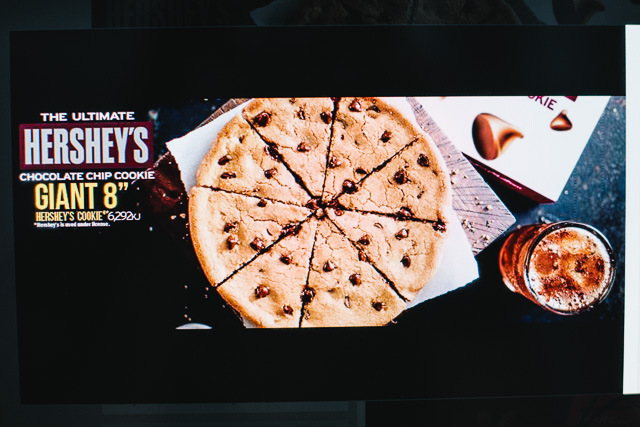 Pizza Hut's Ultimate Hershey's Chocolate Chip Cookie