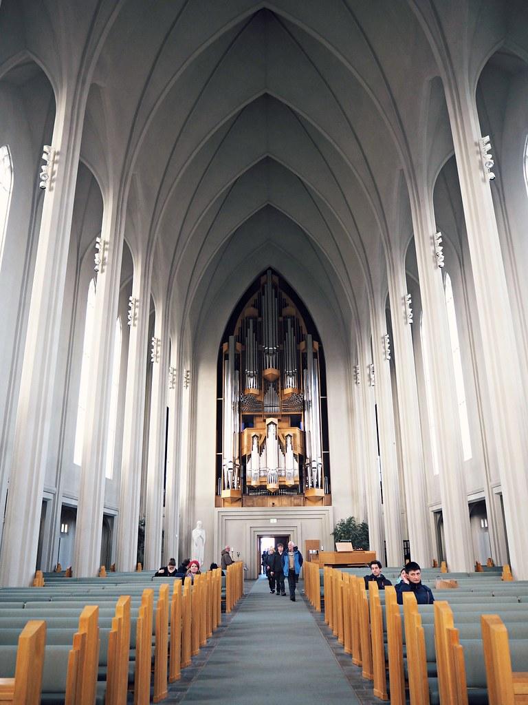 Hallgrímskirkja Reykjavik 2