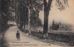 23. Remiremont - Promenade du Calvaire (c.1909)