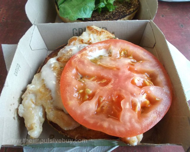 McDonald's Artisan Grilled Chicken Sandwich 2