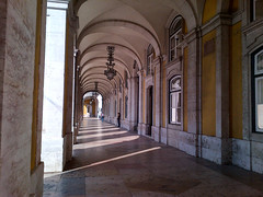 20130906-Corridor next to the Arco Triunfal da Rua Augusta.jpg