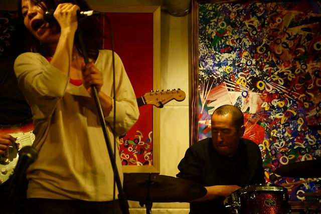 CLASSIC ROCK JAM at Cafe KICK, Tokyo, 23 Apr 2015. 144