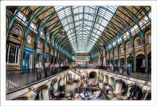 Londres - Covent Garden1 - London - Fractales