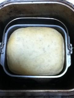 HBパン窯の中