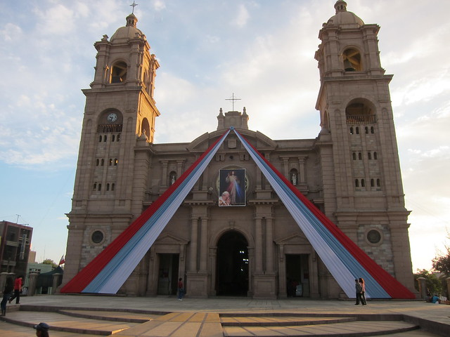 The Cathedral in Tacna