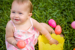 child, infant, play, easter, person, pink, toddler,