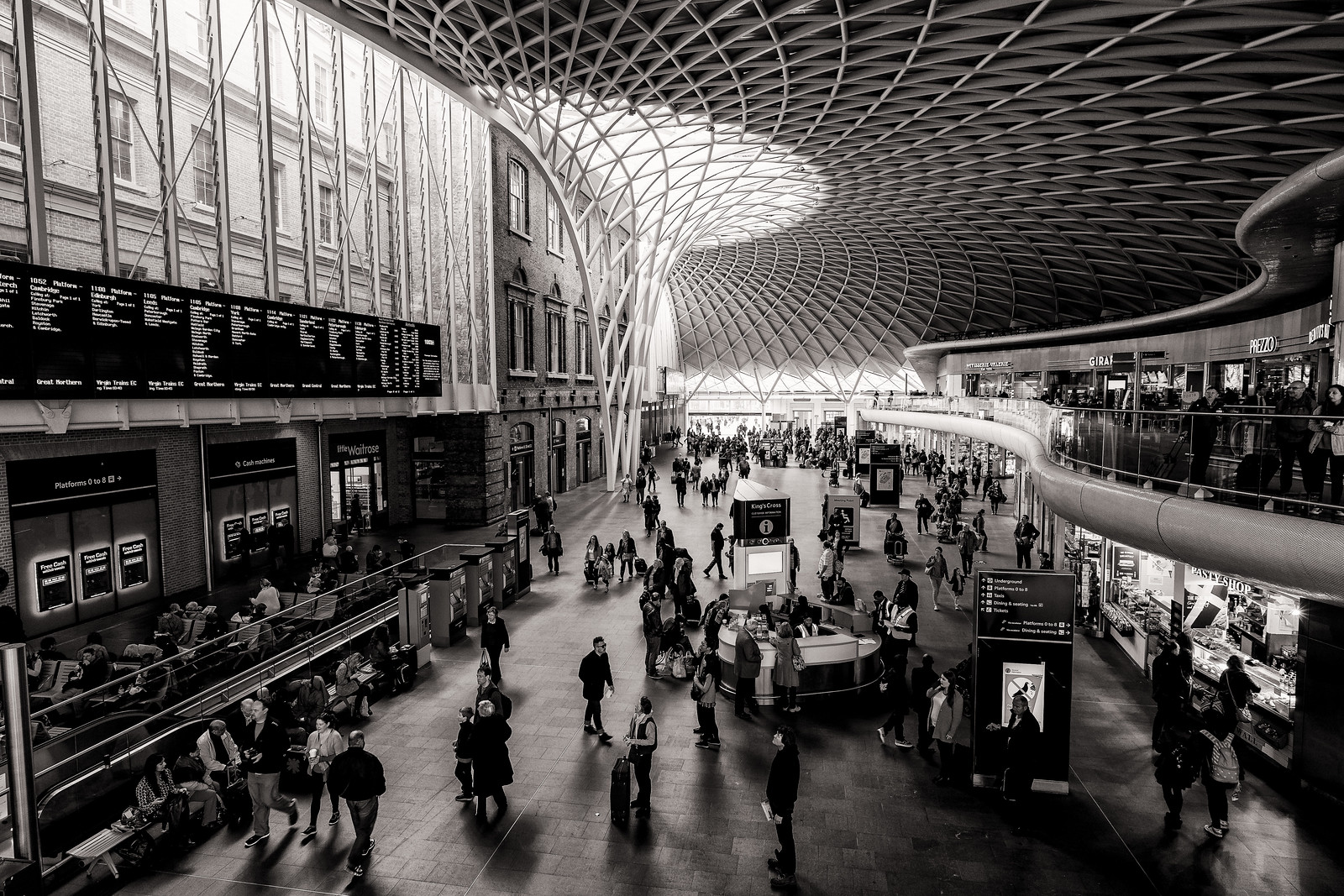 King's Cross: Rush Hour