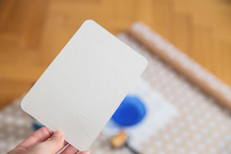 Strukturiertes Papier