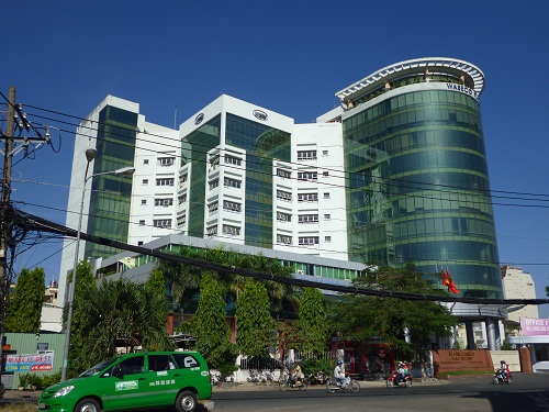 Dự án bất động sản Waseco