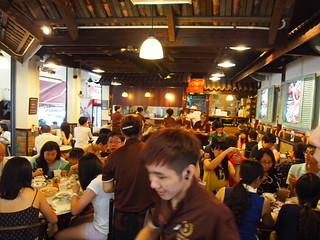 P4189238 松發肉骨茶(SONGFA BAK KUH TEH) バクテー シンガポール