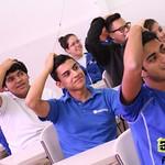 Montano College » Taller de trabajo en equipo #Talleres