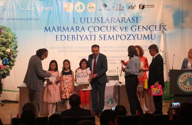 Türk ve Yunan yazarlar gençlerle buluştu 3