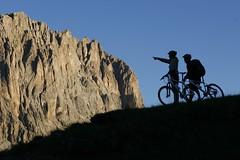 Dolomiten-Cross Von Cortina d'Ampezzo ins Val Sugana. Foto: Centurion.