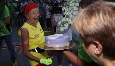 Bystřickou etapu MUM vyhrála Sigrid Eichner