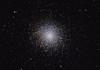 M13 Hercules Globular Cluster 31. VII 2016.