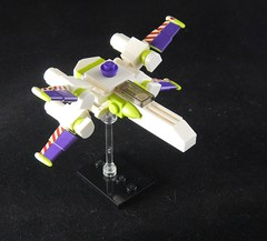 Buzz Lightyear's X-Wing