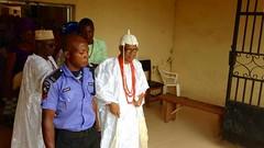 Oba of Idoani, Alani Olufemi Olutoye, Idoani, Ondo, Nigeria. #JujuFilms
