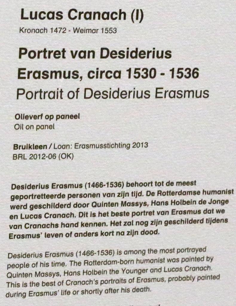 Img 2101qa Lucas Cranach L Ancien 1472 1553 Weimar Port Flickr