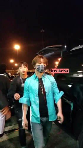 Big Bang - Newark Airport - 08oct2015 - ireokeNA - 03